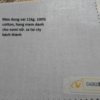 Keo dựng vải cotton